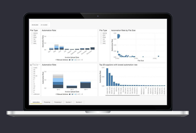 EY Virtual Internal Auditor Screenshot 3