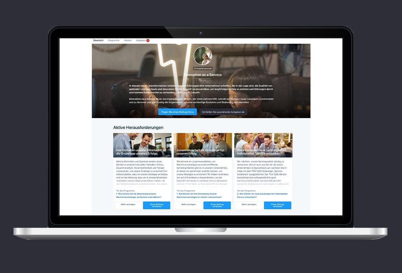 EY Virtual Internal Auditor Screenshot 1
