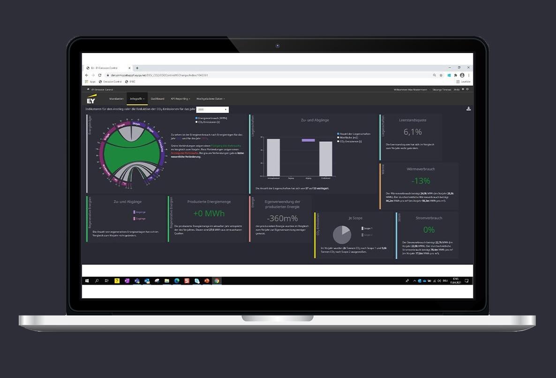 EY Emission Control Screenshot 1