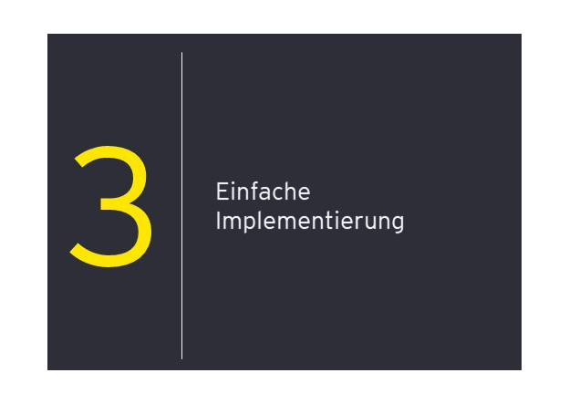 EY Tax Decision Manager Benefit 3